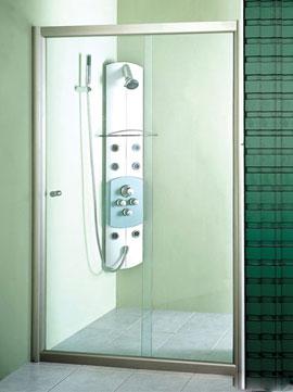 shower enclosure kafood ceramics. Black Bedroom Furniture Sets. Home Design Ideas